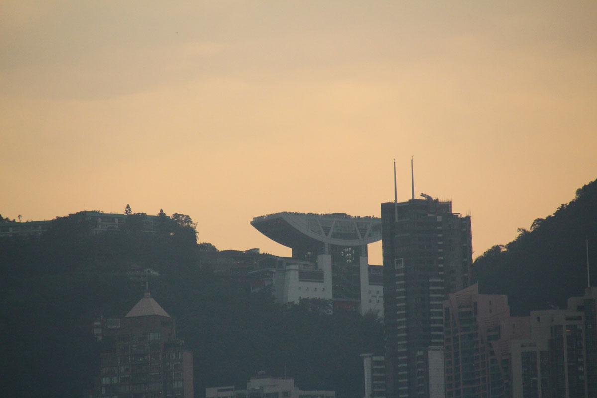 Mount Victoria Hong Kong