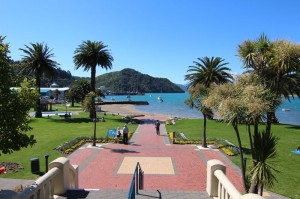 Picton's Strandpromenade