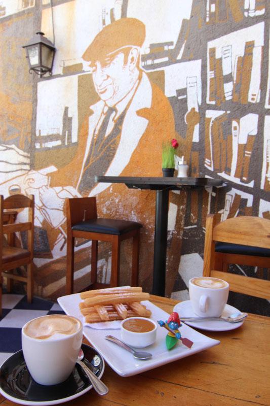 Kajaker's Kaffepause
