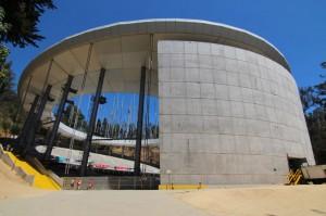 Konzerthalle in Viña del Mar