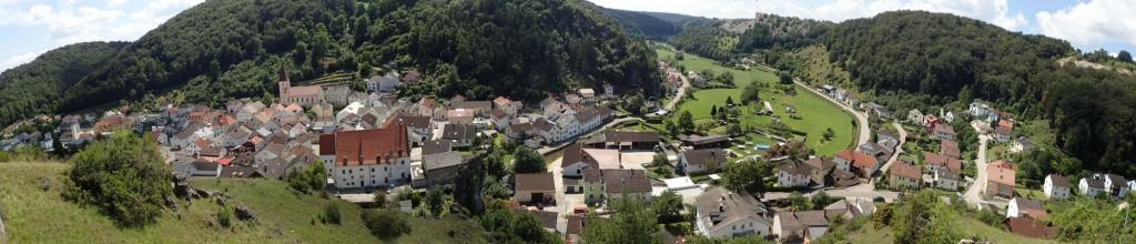 Panorama Mörnsheim